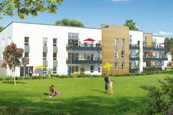À Vannes, l'immobilier neuf commence à 215 000 € pour un T4